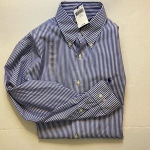 Men's Polo Dress Shirt